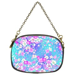 Flowers Cute Pattern Chain Purses (Two Sides)