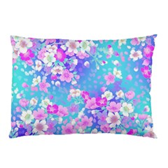 Flowers Cute Pattern Pillow Case (two Sides)