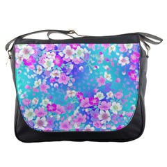Flowers Cute Pattern Messenger Bags