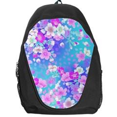 Flowers Cute Pattern Backpack Bag