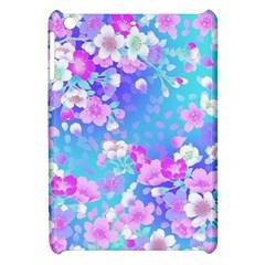Flowers Cute Pattern Apple Ipad Mini Hardshell Case