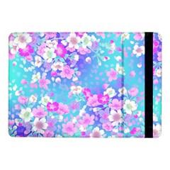 Flowers Cute Pattern Samsung Galaxy Tab Pro 10 1  Flip Case