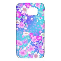 Flowers Cute Pattern Galaxy S6
