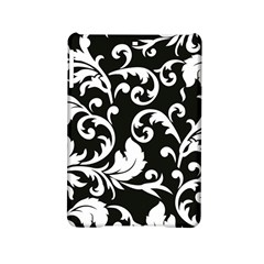 Black And White Floral Patterns Ipad Mini 2 Hardshell Cases