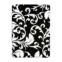 Black And White Floral Patterns Galaxy Note 1