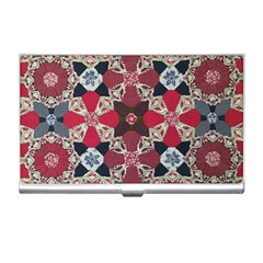Beautiful Art Pattern Business Card Holders