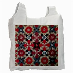 Beautiful Art Pattern Recycle Bag (Two Side)
