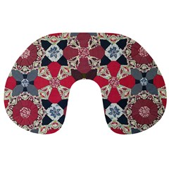 Beautiful Art Pattern Travel Neck Pillows