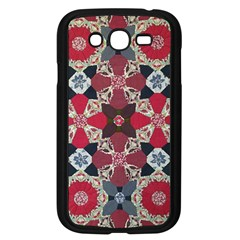 Beautiful Art Pattern Samsung Galaxy Grand Duos I9082 Case (black)