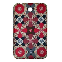 Beautiful Art Pattern Samsung Galaxy Tab 3 (7 ) P3200 Hardshell Case
