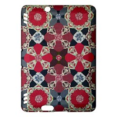 Beautiful Art Pattern Kindle Fire Hdx Hardshell Case