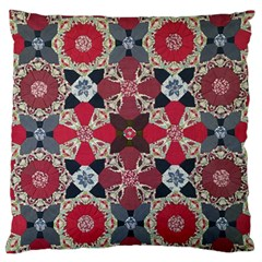 Beautiful Art Pattern Standard Flano Cushion Case (One Side)