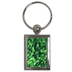 Green Attack Key Chains (rectangle)