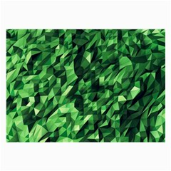 Green Attack Large Glasses Cloth