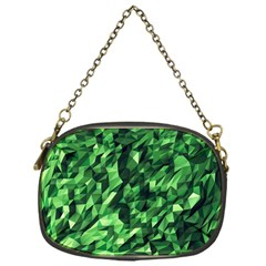 Green Attack Chain Purses (one Side)