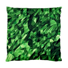 Green Attack Standard Cushion Case (two Sides)