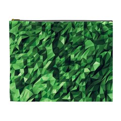 Green Attack Cosmetic Bag (xl)