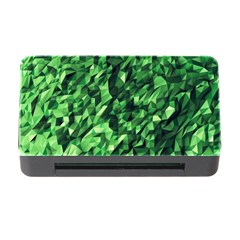 Green Attack Memory Card Reader With Cf