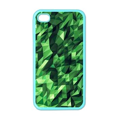Green Attack Apple iPhone 4 Case (Color)