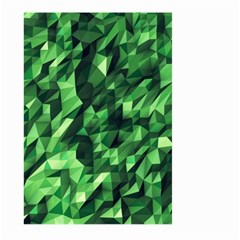 Green Attack Large Garden Flag (two Sides)