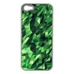 Green Attack Apple Iphone 5 Case (silver)