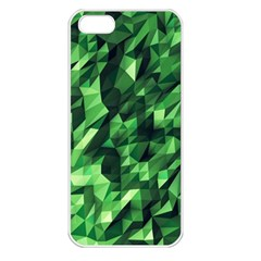 Green Attack Apple Iphone 5 Seamless Case (white)