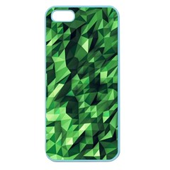 Green Attack Apple Seamless iPhone 5 Case (Color)