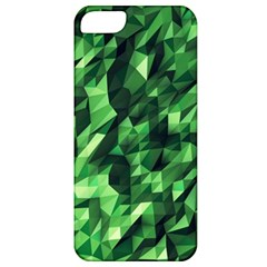 Green Attack Apple Iphone 5 Classic Hardshell Case