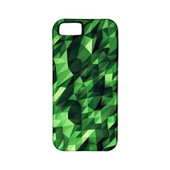 Green Attack Apple iPhone 5 Classic Hardshell Case (PC+Silicone)