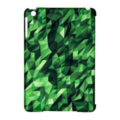 Green Attack Apple Ipad Mini Hardshell Case (compatible With Smart Cover)
