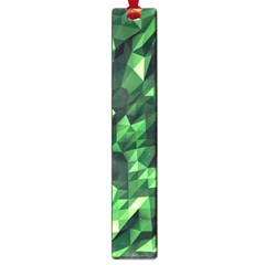 Green Attack Large Book Marks