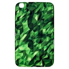Green Attack Samsung Galaxy Tab 3 (8 ) T3100 Hardshell Case