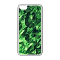 Green Attack Apple Iphone 5c Seamless Case (white)