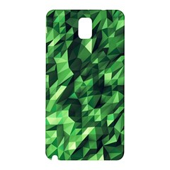 Green Attack Samsung Galaxy Note 3 N9005 Hardshell Back Case