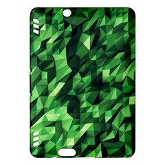 Green Attack Kindle Fire Hdx Hardshell Case