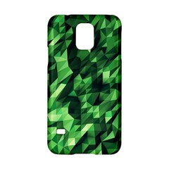 Green Attack Samsung Galaxy S5 Hardshell Case