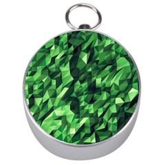 Green Attack Silver Compasses