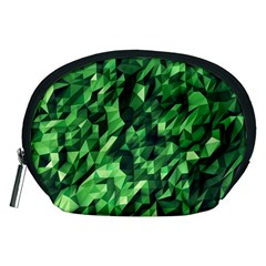 Green Attack Accessory Pouches (medium)