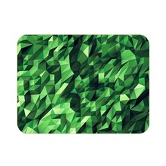 Green Attack Double Sided Flano Blanket (mini)