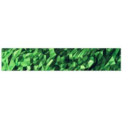 Green Attack Flano Scarf (large)