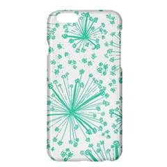 Pattern Floralgreen Apple Iphone 6 Plus/6s Plus Hardshell Case