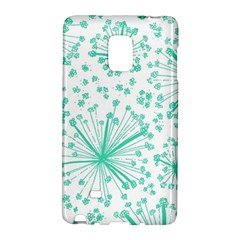 Pattern Floralgreen Galaxy Note Edge
