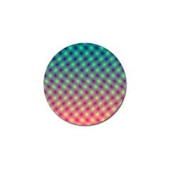 Art Patterns Golf Ball Marker (10 Pack)