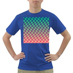 Art Patterns Dark T Shirt