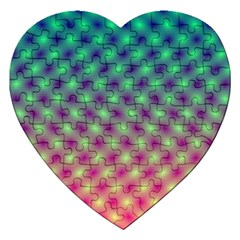 Art Patterns Jigsaw Puzzle (heart)