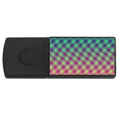 Art Patterns Usb Flash Drive Rectangular (4 Gb)