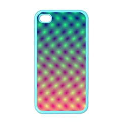 Art Patterns Apple Iphone 4 Case (color)