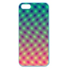 Art Patterns Apple Seamless Iphone 5 Case (color)