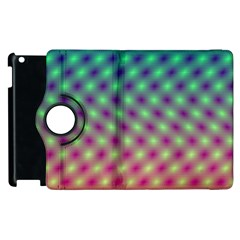 Art Patterns Apple Ipad 3/4 Flip 360 Case