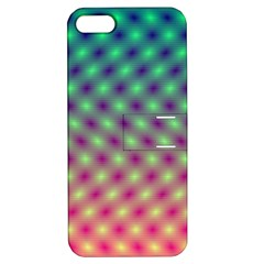 Art Patterns Apple Iphone 5 Hardshell Case With Stand